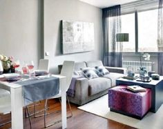 modern small apartment living room ideas 6
