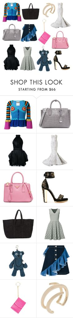 """""""Every Women Need..."""" by donna-wang1 ❤ liked on Polyvore featuring Moschino, MCM, Brandon Maxwell, Mikael D, Alexander McQueen, Zilla, Diesel, House of Holland, Chanel and Jennifer Fisher"""