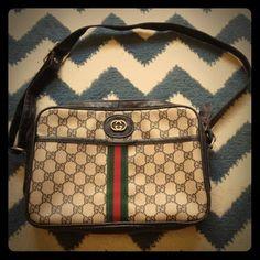Vintage Gucci Inspired Purse Vintage Gucci dd8709ef7392c