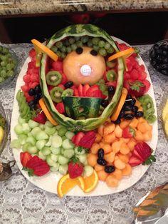 Baby carriage fruit bowl 2013 it\'s a boy | Cash Patrick <3 ...