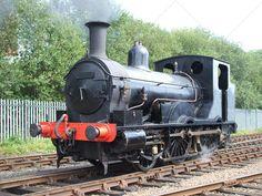 British Steam Train