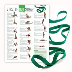 Stretch Out Strap w/ Poster | Stretching Products | OPTP