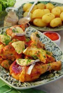 Hermelínové kuře od paní Radky Šafaříkové