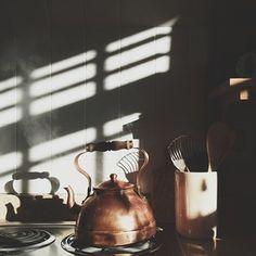 morning light |@rebeccajoybeach via instagram