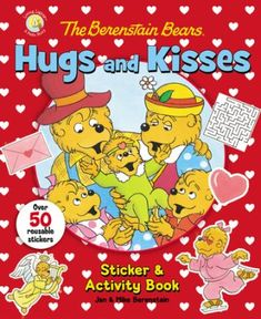 The Berenstain Bears Hugs and Kisses Sticker & Activity Book