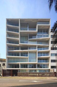 Las Dalias, Miraflores, 2014 - Gonzalez Moix Arquitectura, Barclay & Crousse