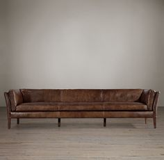 Sorensen Leather Sofa