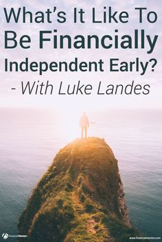 Many people intentionally try to achieve financial independence. Luke's story is the opposite: financial freedom wasn't his goal at the time, but he was able to sell a business and retire early. Find out how he managed it and how he's enjoying it!