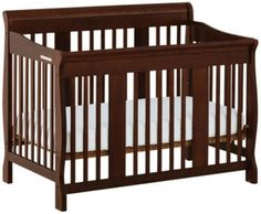 Stork Craft Tuscany 4 in 1 Stages Crib Tuscany - Espresso in Spring Big Book Pt 2 from Fingerhut on shop.CatalogSpree.com, my personal digital mall.