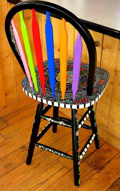 funky style furniture. Custom Made Mexican Style Furniture | ✿ PAINTED FURNITURE Pinterest Paint Furniture, And Kitchen Decor Funky