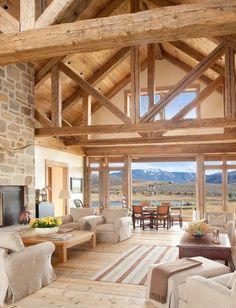 Enchanting lakeside retreat in Aspen: Tucker Residence, Poss Architecture