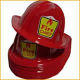 Fire Engine Rides - Welcome to the Firefighter's Party Shop - fireman balloons, fire engine invitations, fireman decorations and more