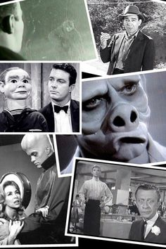 Still get sucked into the Twilight Zone Marathon every new years eve on the Sci Fi Channel (true!)