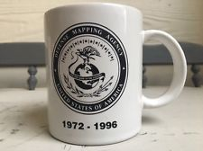 Coffee Cup Defense Mapping Agency United States Of America 1972 1996 St Louis