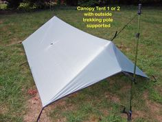 BearPaw Wilderneass Designs Silnylon Canopy 2 (18 oz) - $285.00. Tent TarpCanopy ... & Cheap ultralight groundcloth/tarp. Ace 84in x 120in Outdoor Patio ...