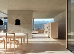 Germann House by Marte.Marte — Minimalissimo