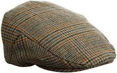 Failsworth Black Orange Check Tweed Cambridge Flat Cap Failsworth Hats Ltd has been manufacturing ladies hats and men s hats since 1903 and has two