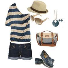 Loooooove this outfit. Definite need for Hawaii!(: