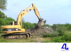 #ConstructoraVeracruz En Grupo ALSA, realizamos movimiento de tierras. LA MEJOR CONSTRUCTORA DE VERACRUZ. Tenemos la capacidad para hacer despalmes, cortes y excavaciones a cualquier profundidad, terraplenes, sub bases y terraplenes mecánicamente estabilizados, gracias al equipo y maquinaria con la que contamos. Le invitamos a visitar nuestra página en internet www.grupoalsa.com.mx, para conocer más acerca de los proyectos que hemos realizado.
