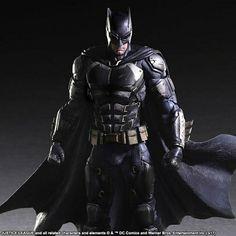 Batman's tactical suit from Justice League film.