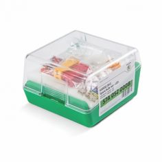 Genuine Skoda Karoq spare fuse set (LED) Skoda Karoq fuses in a lockable plastic case with the transparent lid, which can be stored in the toolbox in the vehicle's luggage compartment. Plastic Case, Tool Box, Bulb, Led, Autumn, Toolbox, Fall, Onion, Tool Cabinets