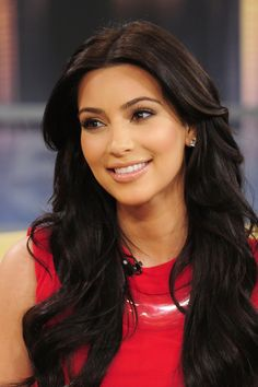 Kim Kardashian Hair & Makeup