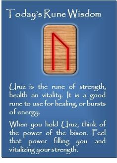 Kaedrich Olsen, runic scholar and author of Runes for Transformation, creates a rich tapestry of runic chanting and shamanic drumming woven together with atmospheric consciousness-enhancing Symbols And Meanings, Viking Symbols, Viking Runes, Mayan Symbols, Egyptian Symbols, Wicca Runes, Elder Futhark Runes, Rune Alphabet, Tarot
