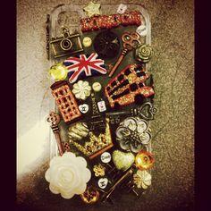 Handmade #iphonecase #vintage
