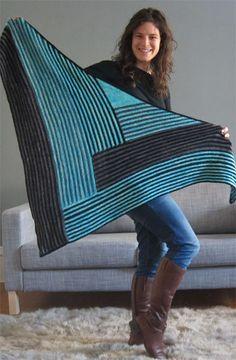 Derecho knit by FreshStitches Make crochet