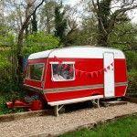 red caravan