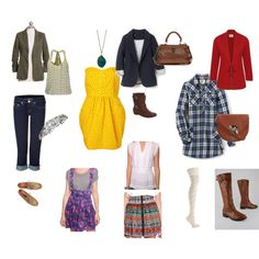 Spencer Hastings' Style
