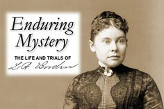 Part One: 'To me, I see nothing but the densest of shadows'   Lizzie Borden: Enduring Mystery   Providence Journal - The Providence Journal