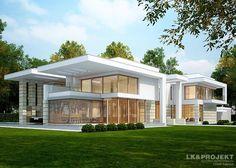 Projekty domów LK Projekt LK&1099 zdjęcie 2