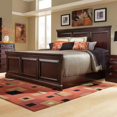 1000 Images About Bedroom Furniture We Love On Pinterest Broyhill Furniture Queen Bedroom