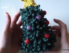 Alberello di Natale a Uncinetto Spiegazioni Passo Passo nel Video Tutorial