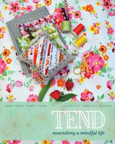 TEND magazine summer 2015