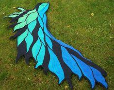 Ravelry: Fleur06's Phoenix-Flügel