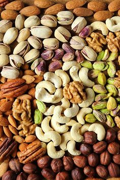 A new meta-analysis finds that a diet that includes plant protein, fiber, nuts, and plant sterols lowers cholesterol, improves blood pressure and improves other markers for cardiovascular disease risk. Healthy Fats, Healthy Snacks, Healthy Eating, Vegetarian Protein, Eating Raw, High Energy Foods, Complete Protein, Dried Fruit, Dietitian