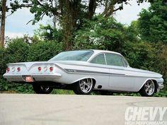61' Chevy Impala