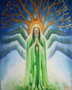 Wise man angel  #angel #nanael