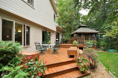 """4 Bed/3 Bath Just Listed in Maple Grove! Quiet Cul de sac lot with beautiful wooded back yard. Large deck and fully screened Gazebo makes for your """"Up North"""" retreat at home. Newer flooring throughout, newer appliances and new counter tops. A must see!  For more info and photos visit: http://www.mndreams.com/listing/mlsid/152/propertyid/4610016/"""