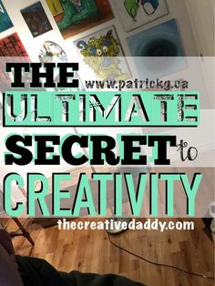I've often thought about what the ultimate strategy for creating might be – you know, like it is some magic bit of alchemy. I thought that knowing this secret would mean I could just ma… Alchemy, Original Art, The Secret, Creativity, Magic, Thoughts, The Originals, Prints, Ideas