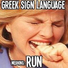 Quickly. Greek Memes, Funny Greek, Greek Quotes, Greek Sayings, Instagram Meaning, Greek Language, Greek Culture, Have A Laugh, Greek Life