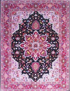 moroccan pattern rug...I can see Marsala used well in Moroccan rugs and textiles...layered!