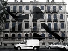 Urban Street Art by Spanish Artist Sam3
