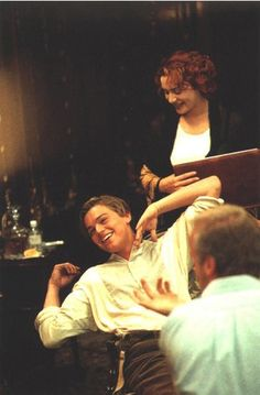 Titanic Behind the scenes