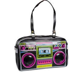 Alternative bags, speaker bag, school backpacks, emo bags UK ($46) ❤ liked on Polyvore