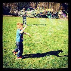 Dr Zigs Extraordinary Bubbles - sent in by Eleri Thomas