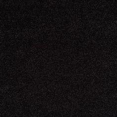 Jersey, sort med sølv glimmer