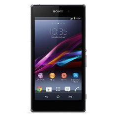 Sony Xperia Z1 C6902 Quad Core Android Mobile Phone - Black